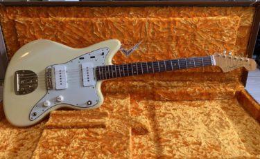 【テレキャスの神】Fender Custom Shop MBS 1963 Jazzmaster Master Grade by Fred Stuart 1999